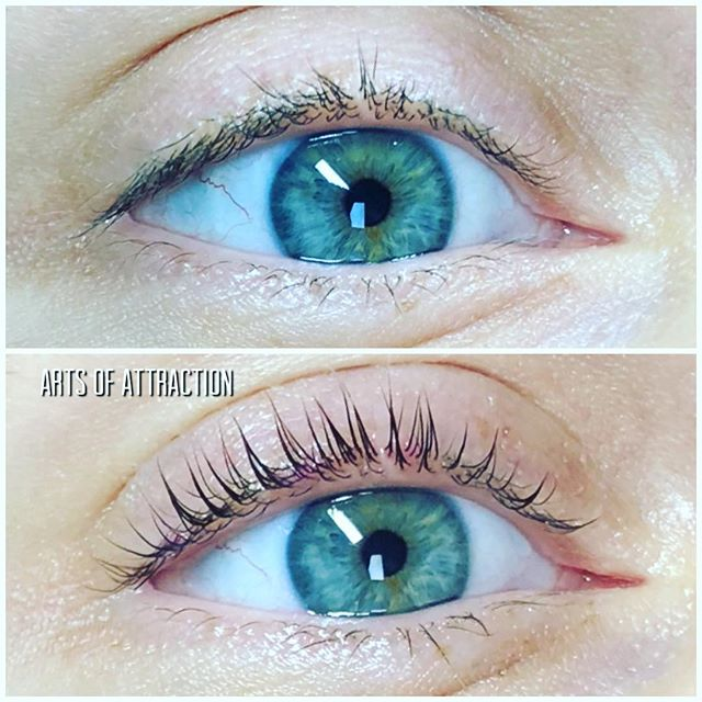 Have short lashes and wonder if we can still lift and tint them? Absolutely!  Book Appointment Online- www.bookaoa.com ☎️ 727-580-3558 www.artsofattractionllc.com 💌 Info@artsofattractionllc.com