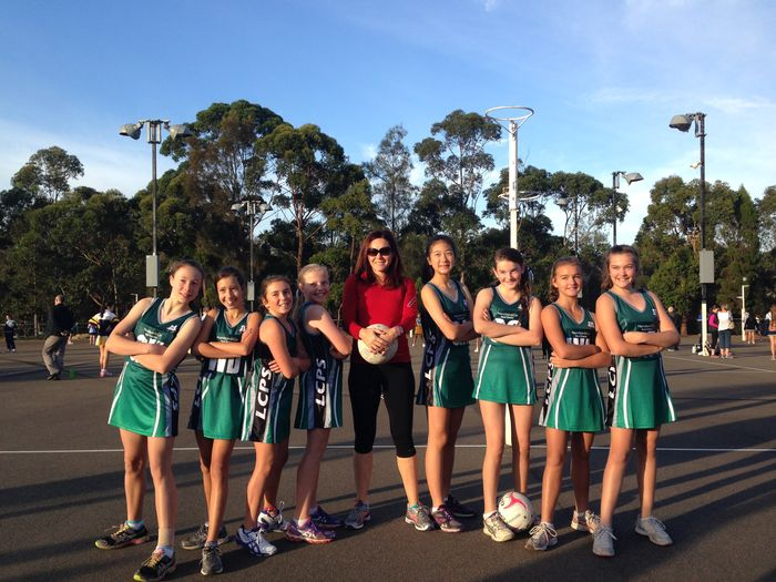 Lane Cove Netball Club