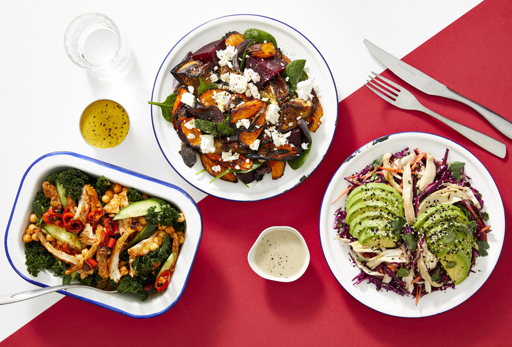 Anti-Aging salad's