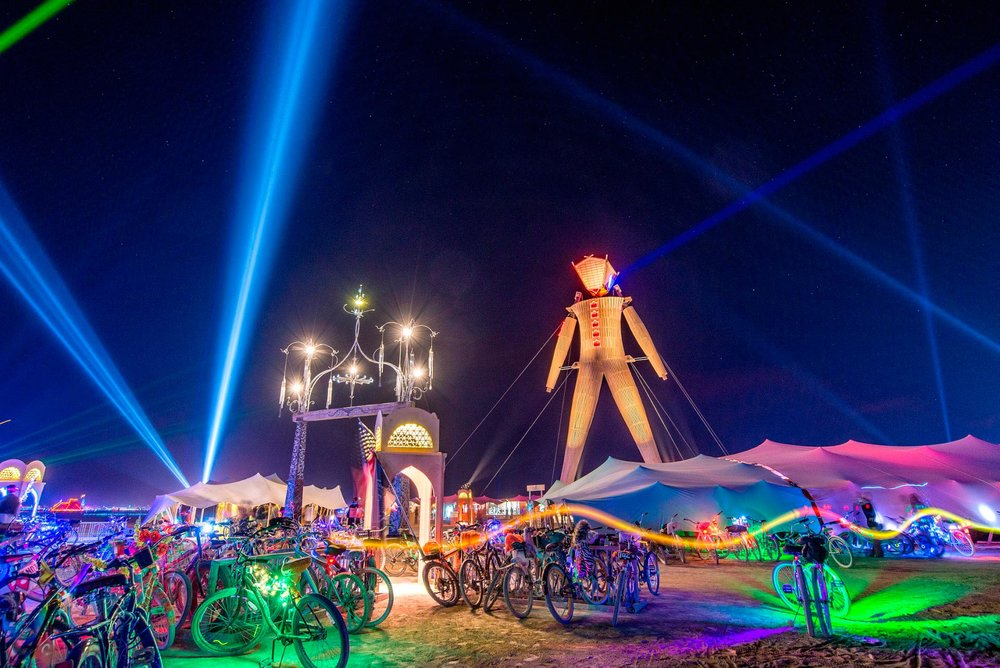 2014 BURNINGMAN Photo by  razy isoi