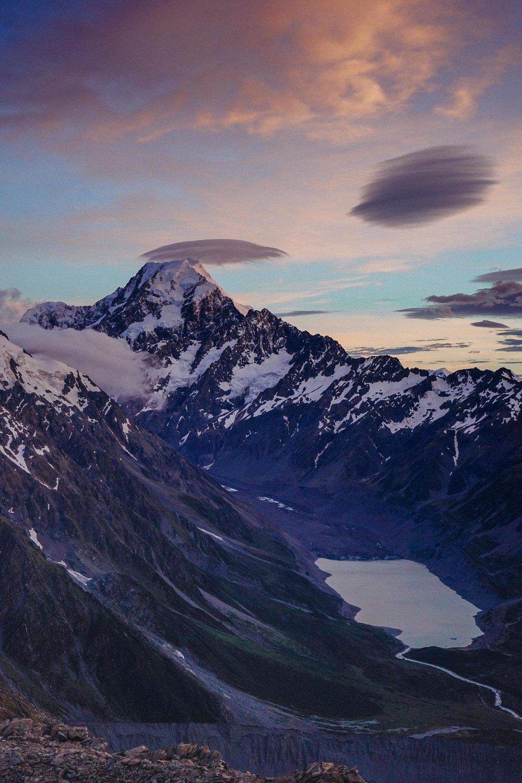 Mount Cook National PArk -