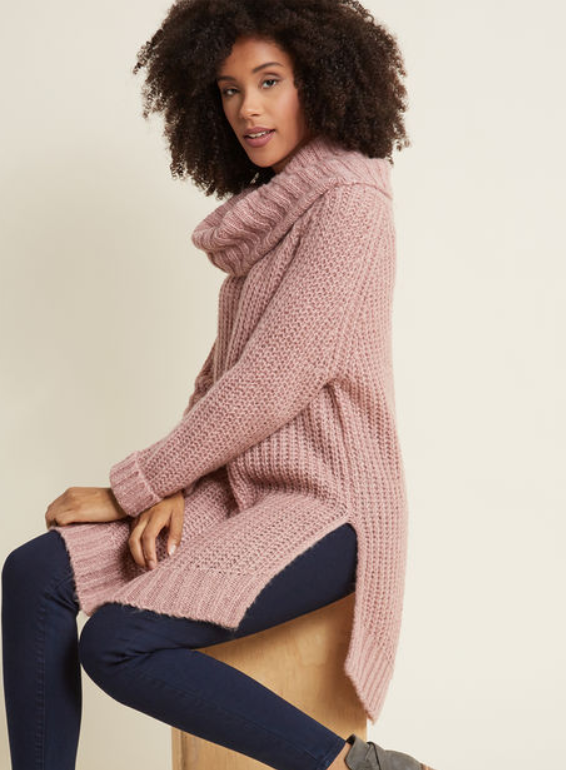 Purchase this sweater  here  ~ $55