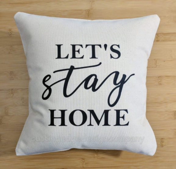 Purchase this pillow here ~ $19.99