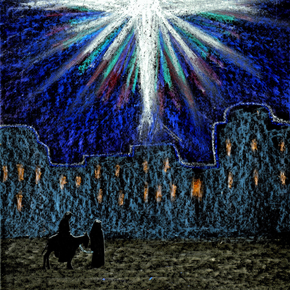 The Way to Bethlehem – Advent   November 27-December 25, 2016