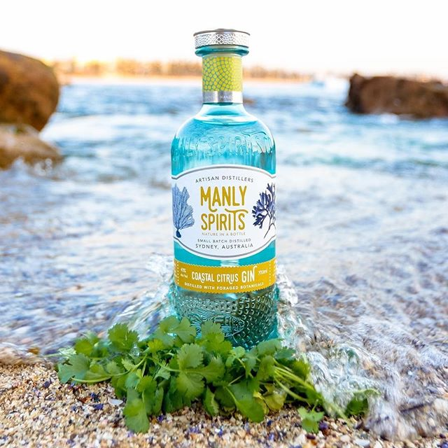 You must get your hands on a bottle of Manly Spirits Co gin! 🍹Everyone on the Beaches are falling in love!