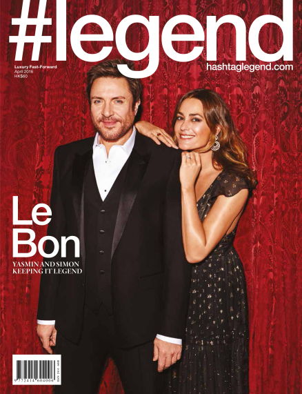 Interview with Yasmin and Simon Le Bon