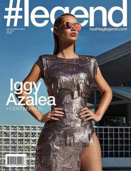 Interview with Iggy Azalea