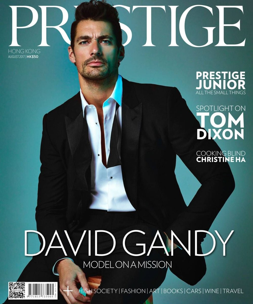 Interview with David Gandy