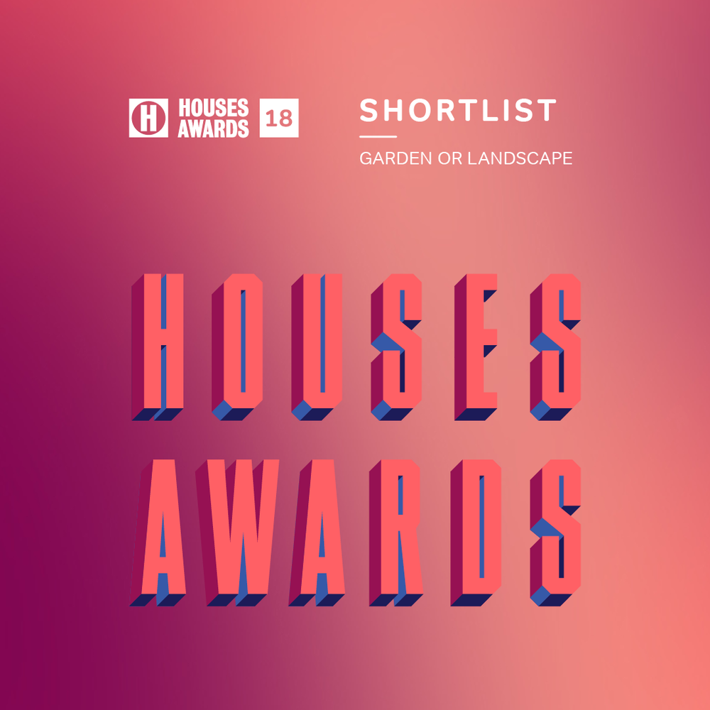 2018 HOUSES AWARDS - Shortlist – Garden or LandscapeMyers Ellyett with Dan Young Landscape Architect for Bungalow Garden Room