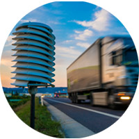 Road weather sensors for winter, summer & the coast - Road management weather sensors & road condition sensors.