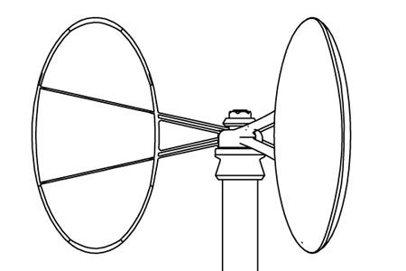 elliptical cup