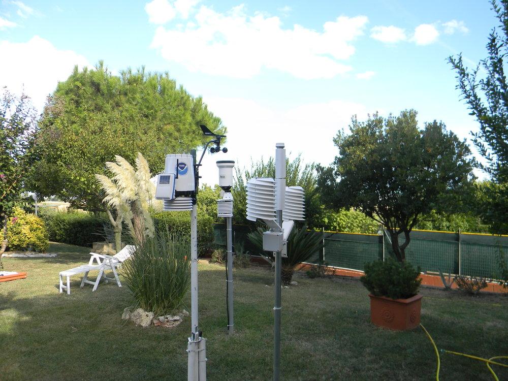 CUSTOMER Comparison testing of Davis GSM weather station vs MeteoHelix IoT Pro SiGFOX weather station