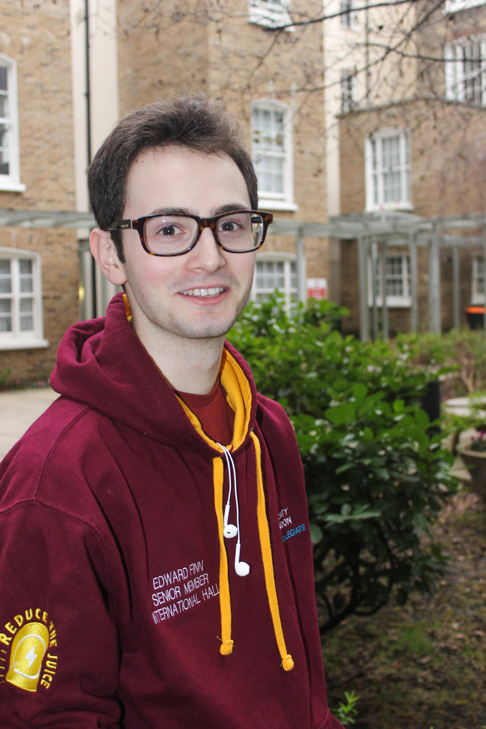Edward Finn Senior Member Ed studies Entrepreneurship at University College London. Ed is a a big fan of hiking and the outdoors. At International Hall, He advises the IH Community Volunteers Committee along with Ana. He can be reached at ed@internationalhall.com
