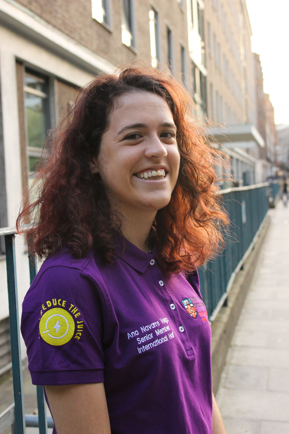 Ana Navarro Veiga Senior Member Ana is studying Politics, Philosophy and Law at King's College London.  At IH, Ana (with Ed) is responsible for advising the IH Community Volunteers.  Fun fact: Ana has a twin sister.  Ana can be reached at ana@internationalhall.com.