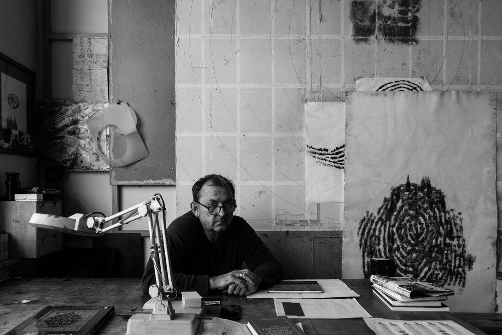 Вже у червні   цього року виходить   нова авторська книги Павла Макова. Фото: Ігор Чекачков.