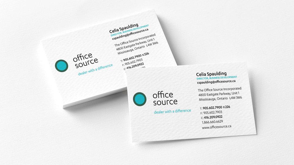 Office Source — Yellowbrick Communications Inc.