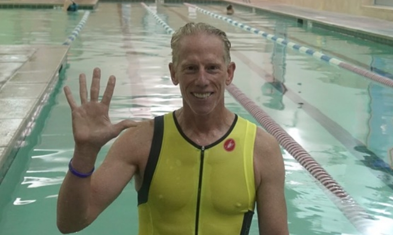Richmond man on quest to complete 60 triathlons at age 60, has finished 18 so far  By Wayne Epps Jr.  With his 60th birthday approaching, Will Turner wanted to set a big goal for himself. So the Richmond native, who completed his first triathlon 25 years ago, first came up with the idea of doing six triathlons when he turned 60. But he mentioned that to a friend and she told him that six triathlons at age 60 had been done before.