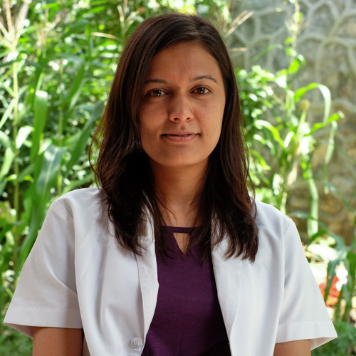 Anjeela K.C Physiotherapist   Anjeela is a Kathmandu Native. Before joining NHEDF she was practicing physiotherapy in private hospital. She is interested in social Service and helping needy people. Her hobbies are traveling and exploring new places.