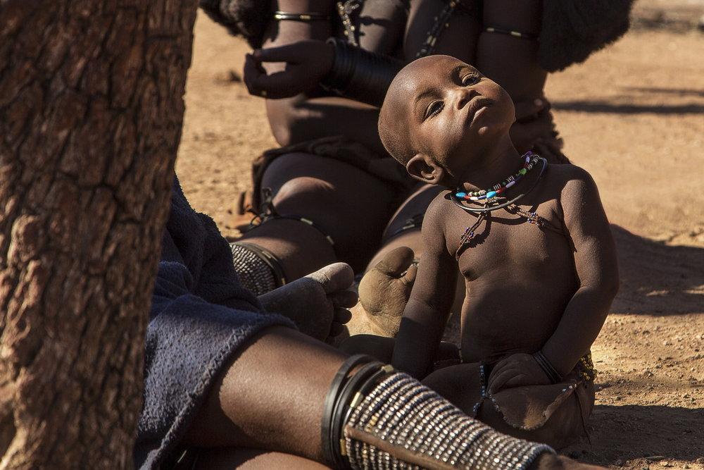 Indigenous Himba