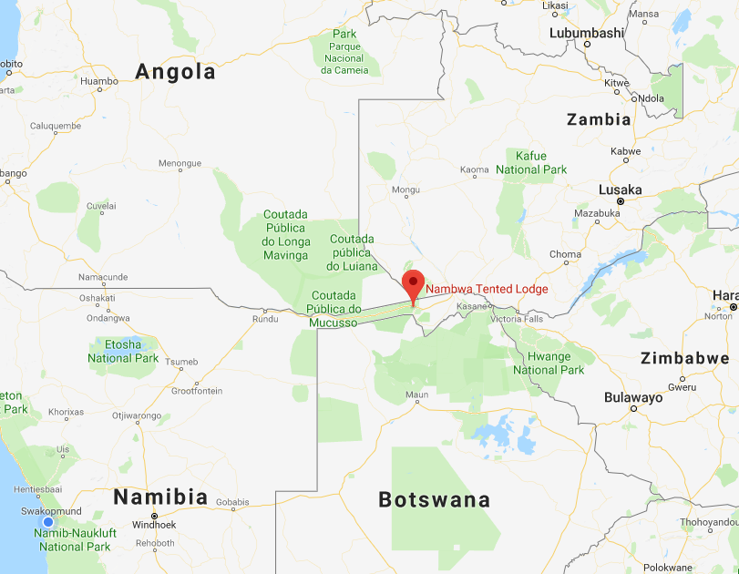 The only lodge and camp inside the Bwabwata National Park, in the heart of KAZA, in the Zambezi Region, bordering the banks of the Kwando River and it's floodplains