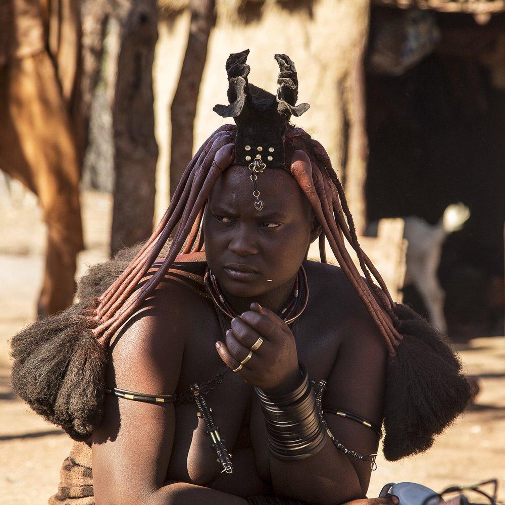 yoga retreat africa - himba