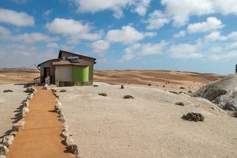 yoga retreat africa namibia swakopmund desert breeze