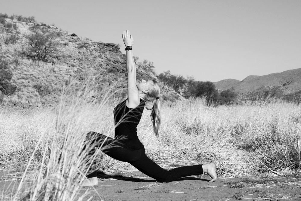 yoga retreat namibia africa nambwa tented lodge