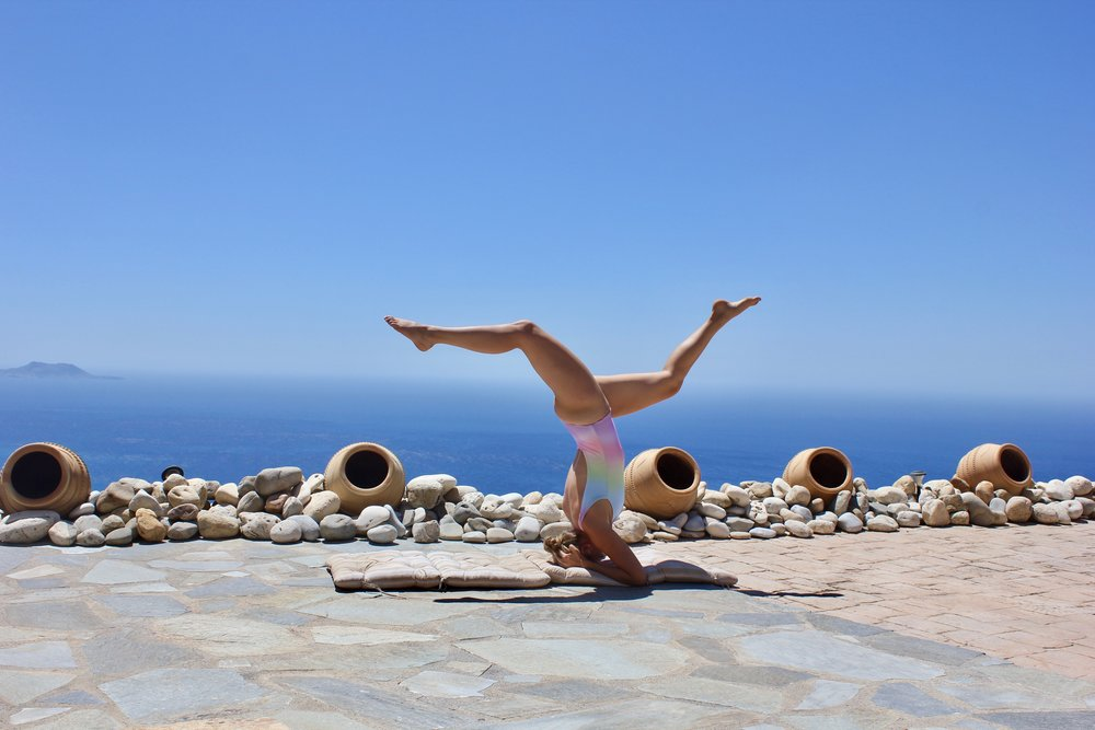 yoga retreat africa with lisa winter