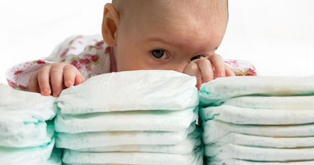 Diaper need is a problem that creates other, larger problems for families. Read more about exactly what diaper need is, and how it effects families. http://ow.ly/QvEU50kTYVL