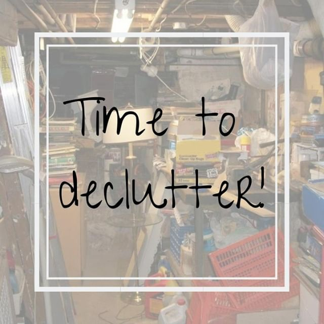 February is Declutter for a Cause Month. If you're feeling the need to spring clean a little early, we'd be happy to take those unused diapers off your hands! Send us a message for more details.