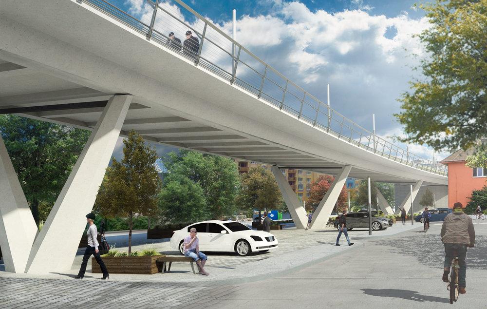 Mezibořská Bridge