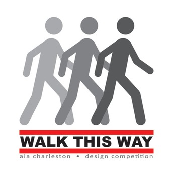 2014 AIA Charleston Pedestrian Bridge Design Competition - 2nd Place