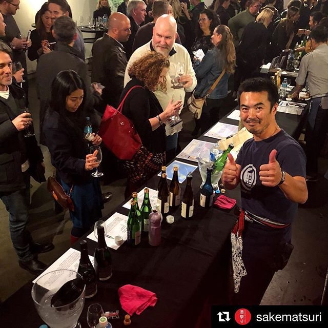 SAKE MATSURI 2018 MELBOURNE was a big success. Thanks everyone who came to this event. The next SAKE MATSURI is in Sydney on the 20th October!!