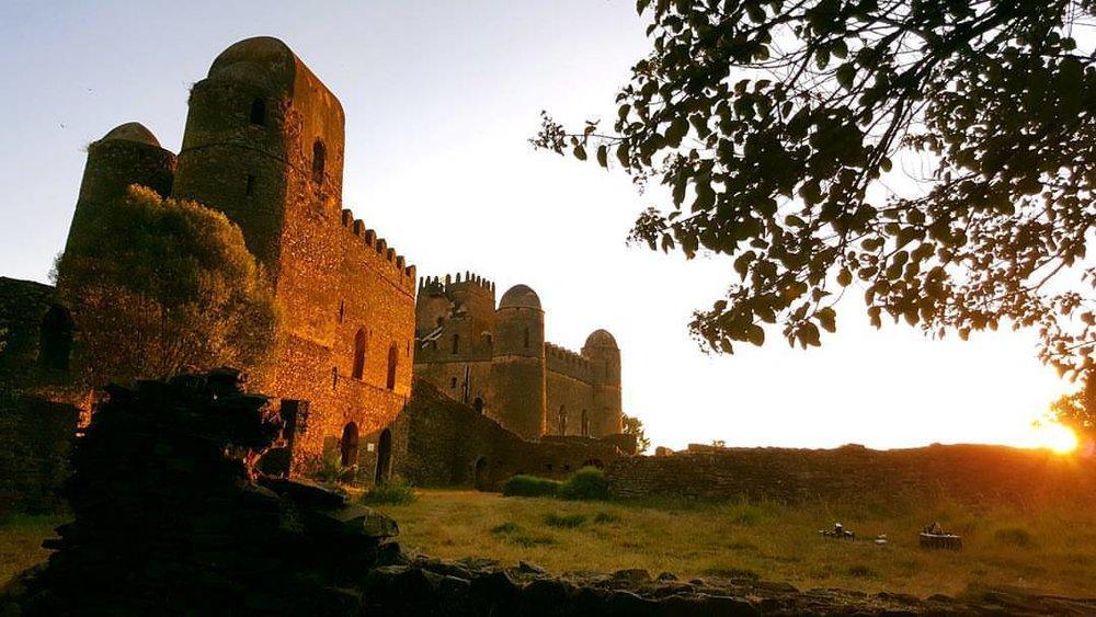 en Gondar Historical Places