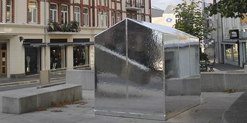"""Foto: Fra Mie Dinesens prosjekt """"City Scape"""""""