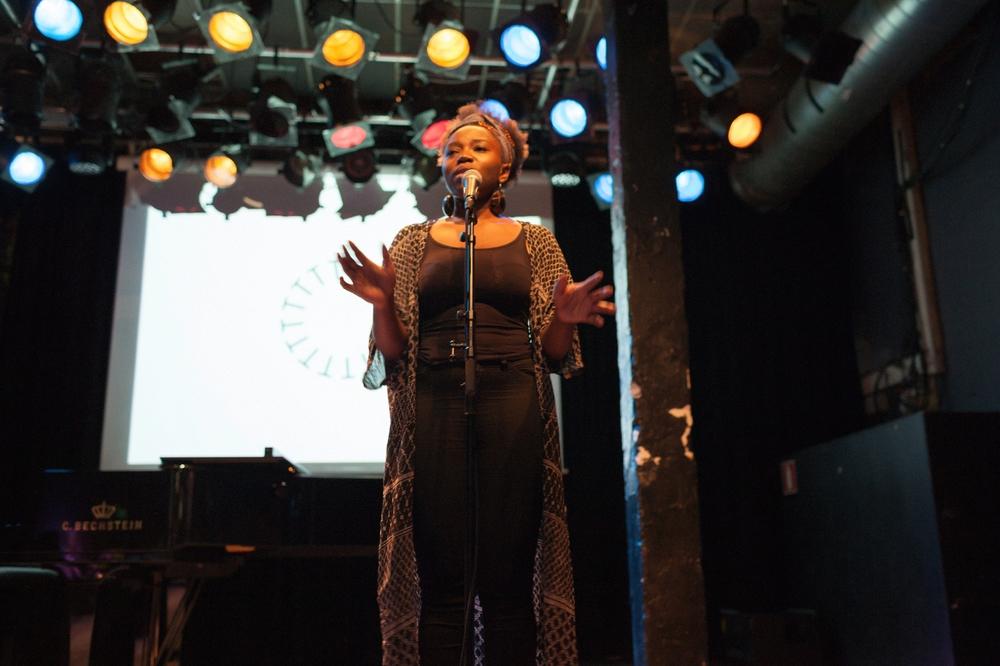 TekstLab Inkubator: Malu Mimpa - Jeaninne Masika Lukusa. Spoken word om ensomhet
