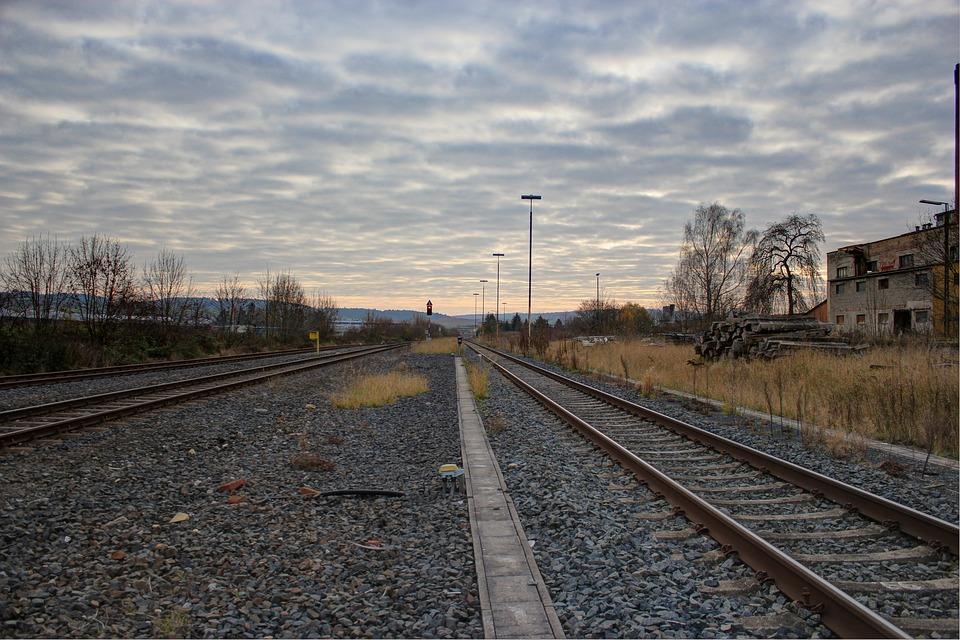 Foredrag om undergangen og jernbanelinjen - Hilde Hannah Buvik