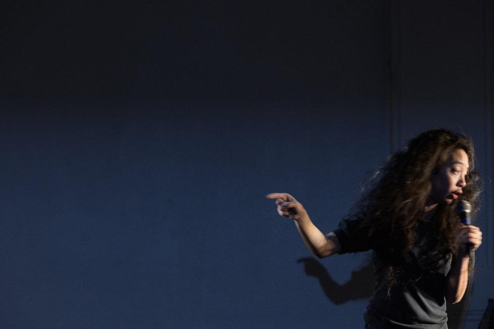 16.30 HANNA FILOMEN MJÅVATN  Å hete Mary… egentlig Dramatikkens hus, Prøvesalen