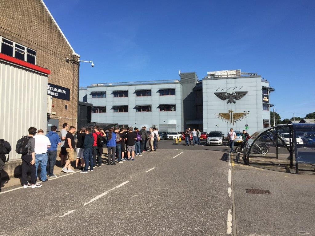 Forge World Open Day 2017 — The Hobby Butterflies