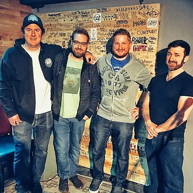 What a decent set of dudes..date night, amirite? The Almanac is hosting a five course dinner paired with five 8oz beers. It doesn't get any better than that. Happening March 27 . Check out @thealmanacyeg to get your tickets 👌 . . #GREATBEERFROMRIGHTHERE #seachangebrewingco #seachangebeer #yegbeer #yegcraftbeer
