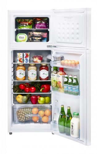 UNIQUE UGP-170L1W 6.0 cu/ft Solar Powered DC Fridge