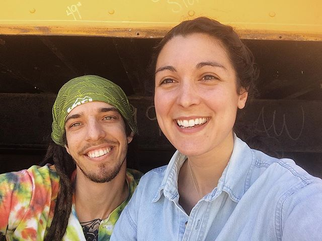 Hey there! It's been quite some time since we introduced ourselves. We are Alhen (@alhen__) and Amelia (@ameliabartlett), and we live in our Slow Rolling Home in Knoxville, TN. We started our conversion in July 2017 and are currently living full-time in our converted 40-foot 1989 Blue Bird All-American. As of today, we are working on installing electric + completing plumbing so we can hook up to our shore recepticals and move forward preparing our off-grid systems. When we aren't working on the Slow Rolling Home, we working through our collection of vintage (oft-expired) film, working at @rei, staying up on cryptocurrency news, and hanging with our pets: Gallow, Hobo, Princess Tiger Lily, and Mini Cooper. ⠀⠀⠀⠀⠀⠀⠀⠀⠀ Thanks for joining us on this wild journey. We love sharing our progress with you. If we haven't yet met, please introduce yourselves! And if you're a fellow converter (or a dreamer on the brink), we are cheering you on. 🙌🏼 ⠀⠀⠀⠀⠀⠀⠀⠀⠀ #tour #travel #adventure #roadtrip #roadtrippin #wanderlust #fulltimetravel #adventureculture 