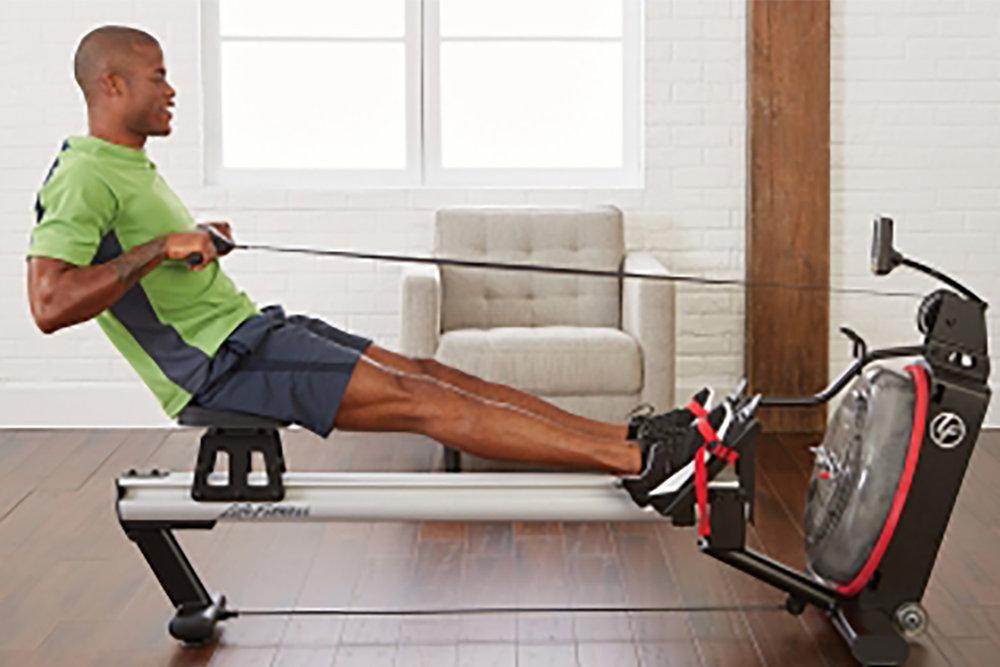 EXERCISE EQUIPMENT -