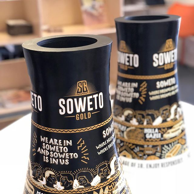 An incredible project for one of our clients - made by us @cnccpt 💪 ❤️ #sowetotowers #soweto #manufacture