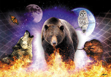 8th Fire Animal Helpers & Guides