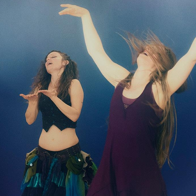 Ecstasy of Kundalini Dance  Luke GS Photography