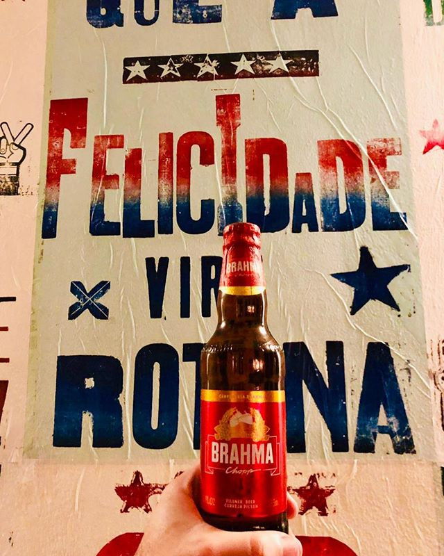 ⚠️❗️BEER ALERT ❗️⚠️ Ofa is the first restaurant in the US to serve Brahma - the most loved Brazilian beer in our menu. come join us for an ice cold delicious lager paired with our amazing appetizers. ❤️🇧🇷 * * * * #ofa #restaurant #miamibeach #eatlikealocal #sunsetharbour #healthyfood #miami #foodlover #foodie #neighborhood #dinner #happyhour #restaurants  #food #foodporn #instafood #foodies #beerstagram #foodie #beerporn #eeeeeats #dailyfoodfeed #drink #beerlovers #beers #beer #foodblogger #feedyoursoul #realfood