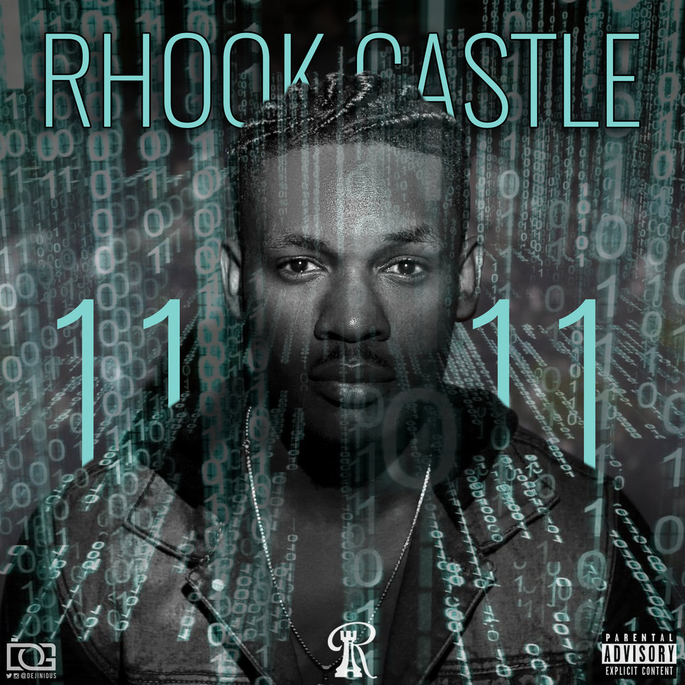 - 1111 is the second studio project of Rhookcastle. Following his conscious social media skits (#real9jaissueswithRhook), he decided to put out a body of work deserving of a skilled lyricist that he is. All the tracks are produced by him and mixed by soundqraft. Stream from the digital platforms or download  each track or  the  zip file below.
