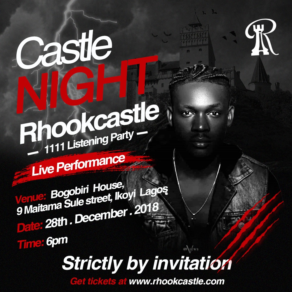 - Come and have a unique experience of the castle sound firsthand. it's going to be a beautiful night of live music, poetry and dance.CHECK BELOW TO GET AN INVITE