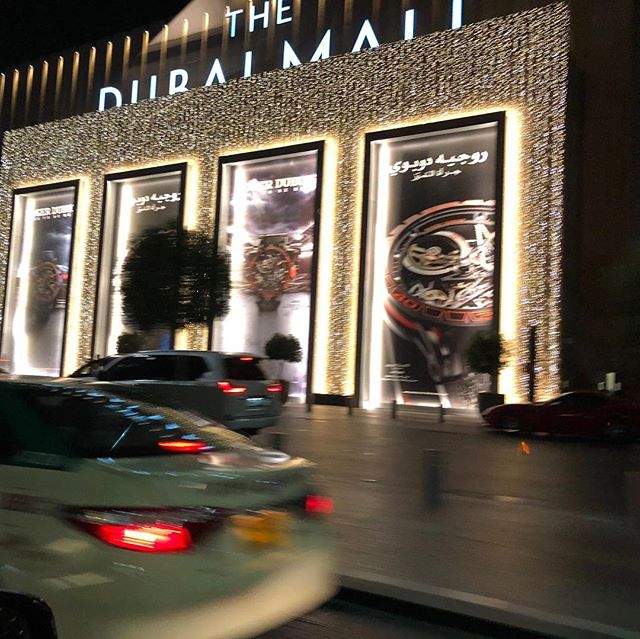 Returned from Middle East business trip last night where we held events and signed up some new distribution in the region. First stop Dubai Mall — a suitor to different channel options in the market. Which dance partner is best for your brand? - - - #dubaimall #supercarepharmacy  #sephoramiddleeast #galarieslafayette #bootspharmacyuae #binsinapharmacy